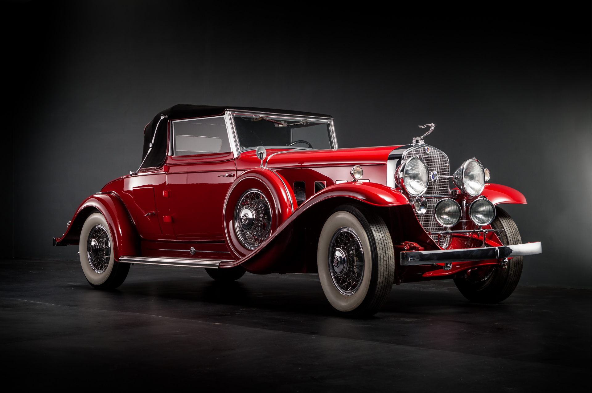 American cars from 1920s to 1930s