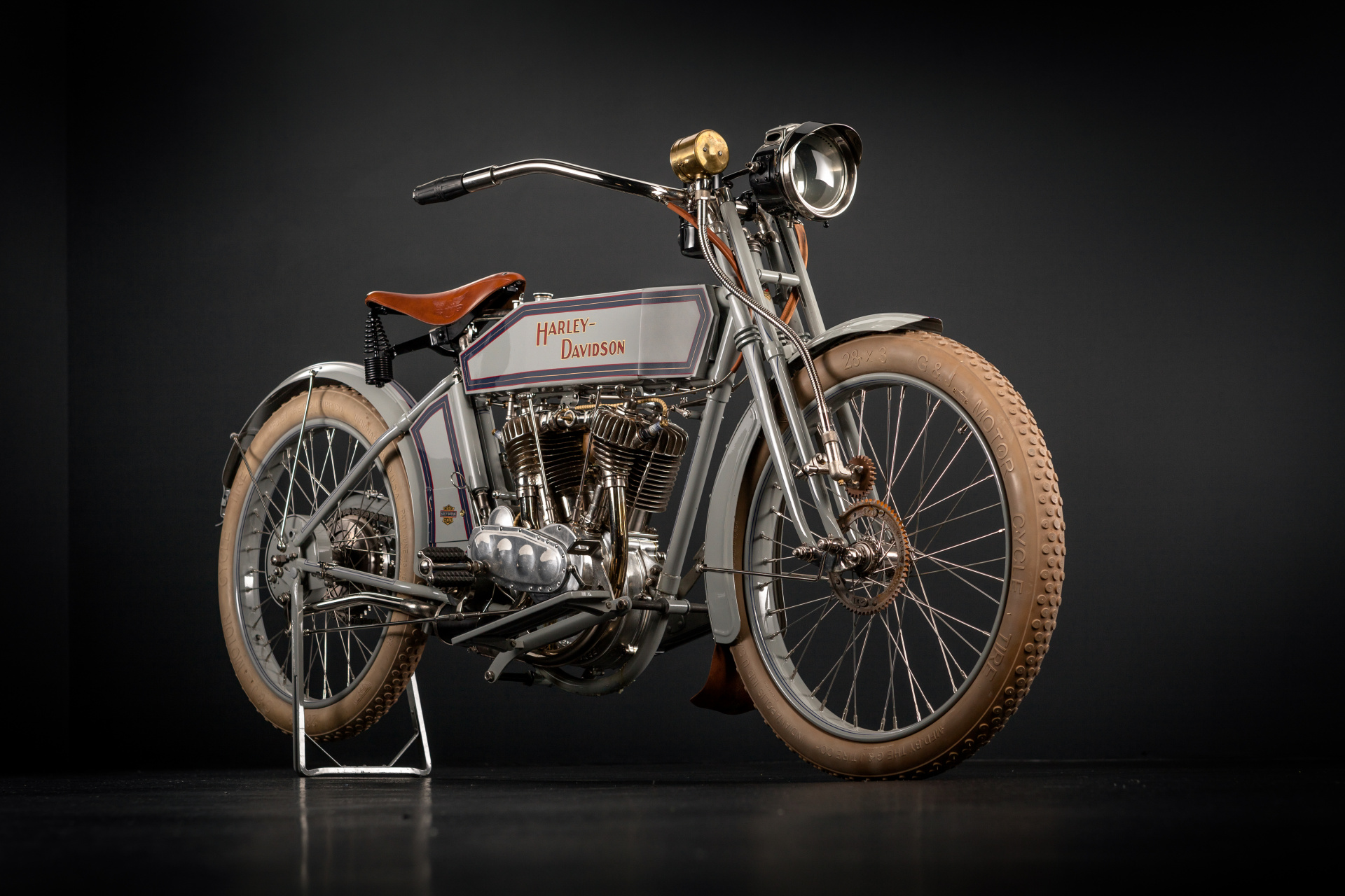Early 20th century motorcycles